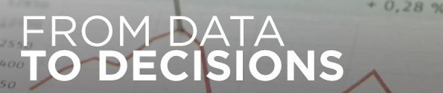 Please visit my other blog, From Data to Decisions, too. Thanks.